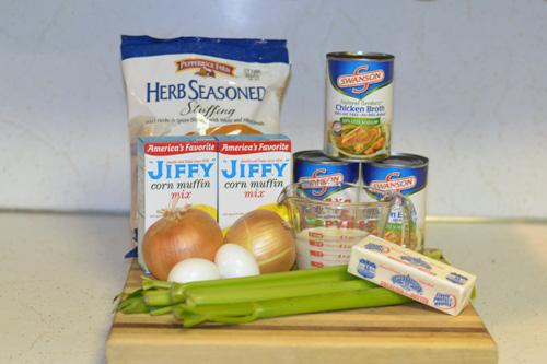 herb cornbread stuffing